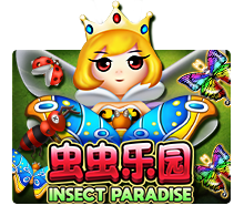 Tembak Ikan Fish Hunter Insect Paradise JOKER123